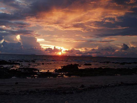 Thailändische Sonnenuntergänge II...