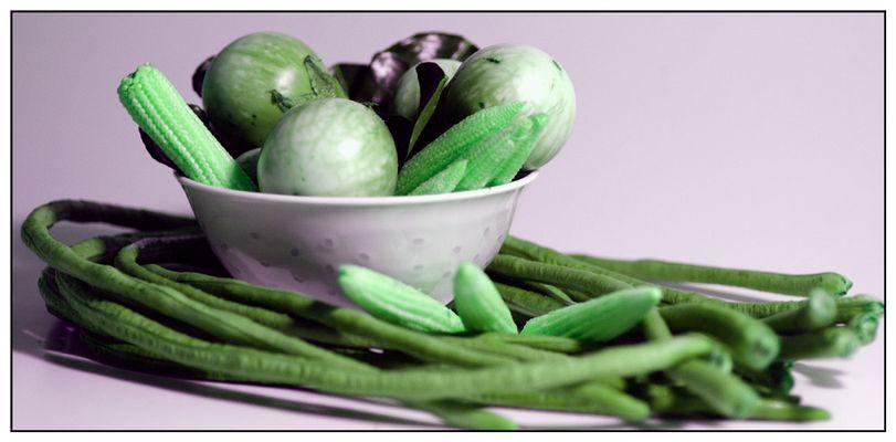 Thailändisches Gemüse