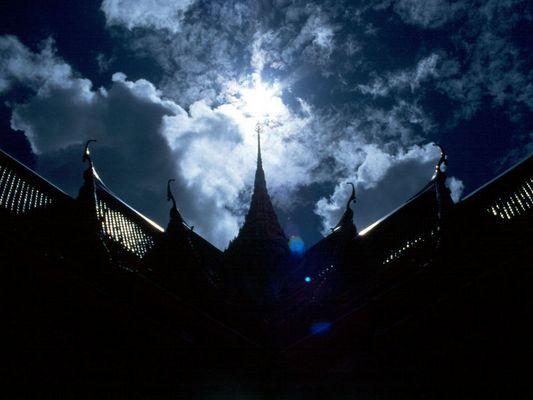 Thailändisches Kloster