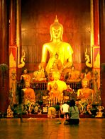 Thailand Chiang Mai Wat Buddha