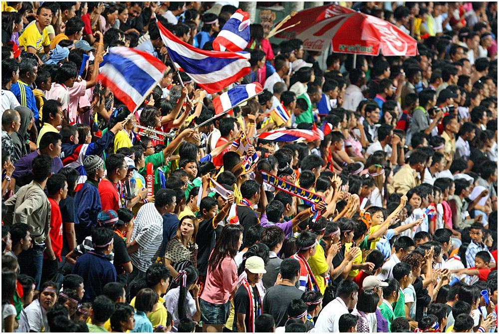 Thailand - Daenemark II