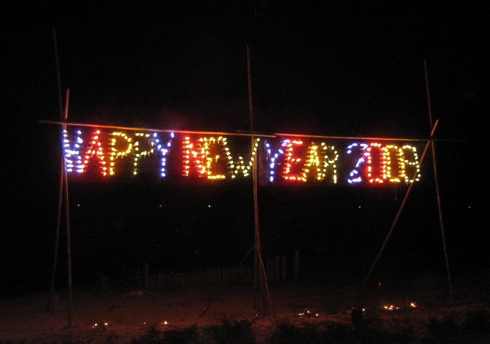 Thailand, Happy New Year 2009, Khao Lak
