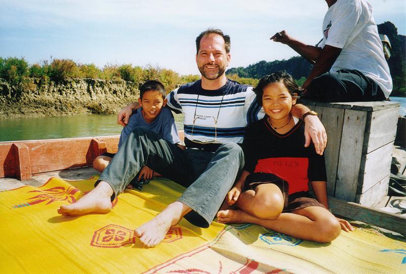 Thailand - Khao Sam Roi / mit zwei Thai Perlen