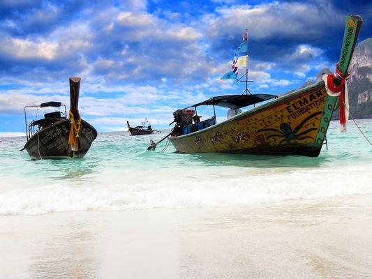 Thailand (Kho Phi Phi)