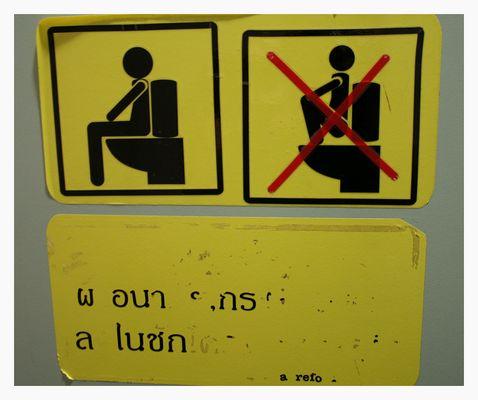 Thailand Klo Info
