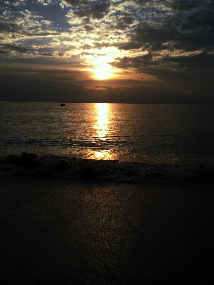 Thailand - Nai Thon Beach