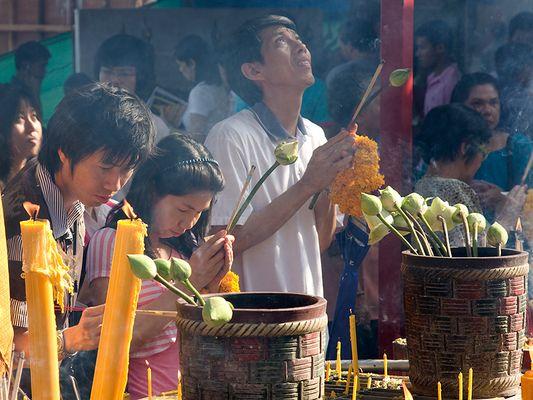 Thailand – ReiseSkizzen 14