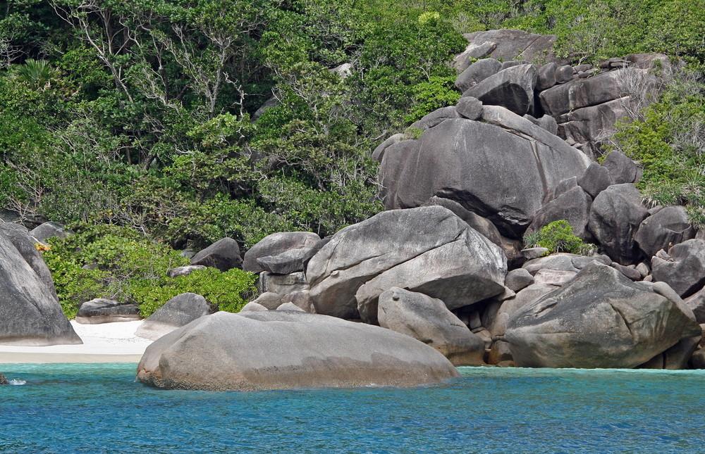 Thailand, Similan Islands 2