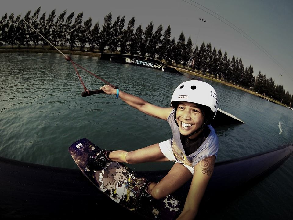 Thailand Wakeboard Pipe