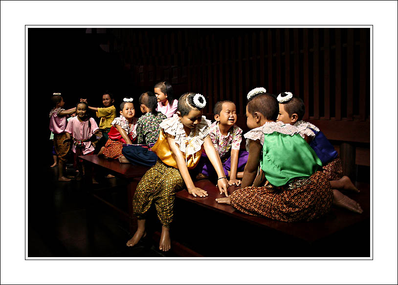 thailand wax museum