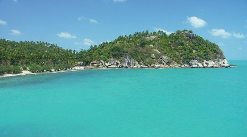 Thailand/Koh Phangan/Tien Beach