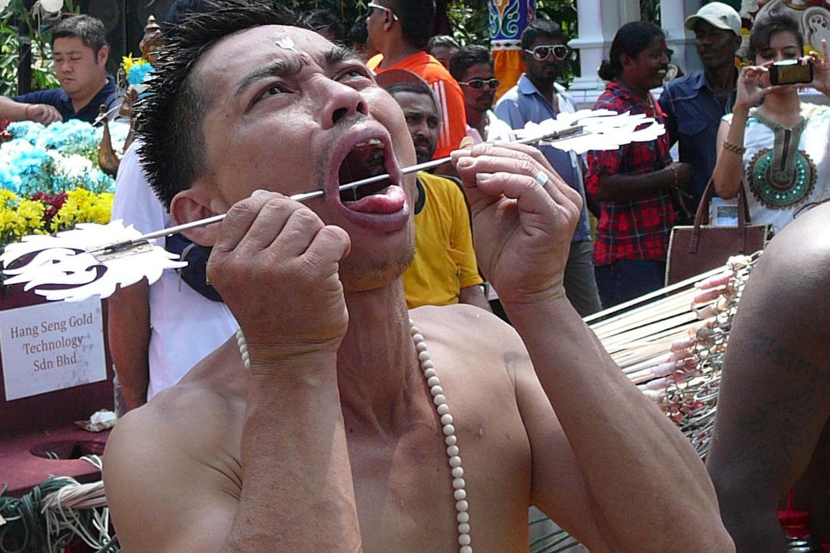 thaipusam festival penang 2013