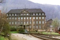 Thale Hbf, Drehscheibe