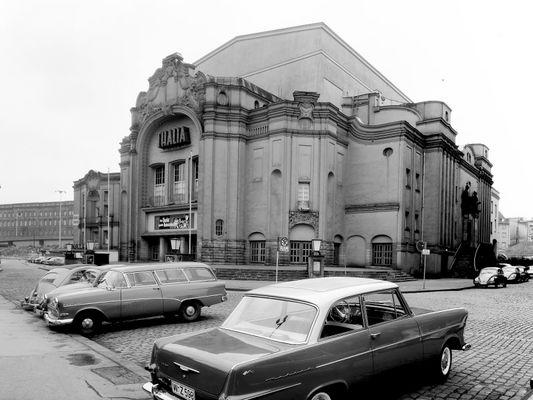 Thalia Theater / Wuppertal - die dritte