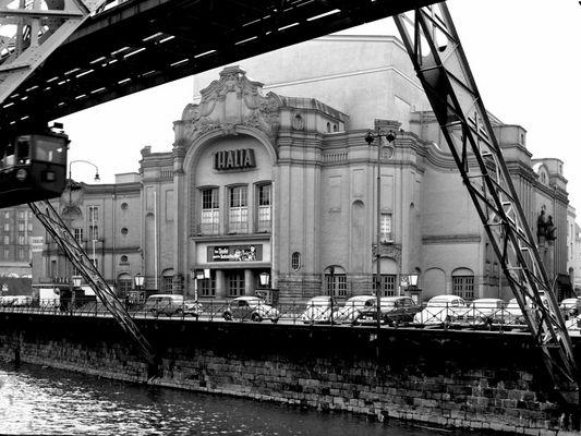 Thalia Theater / Wuppertal - die erste