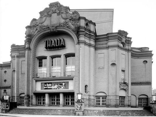 Thalia Theater / Wuppertal - die zweite