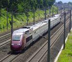 Thalys nach Köln