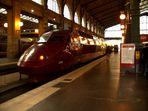 Thalys-Zug in Paris-Nord