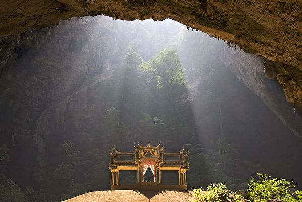 Tham Phraya Nakhon-Höhle