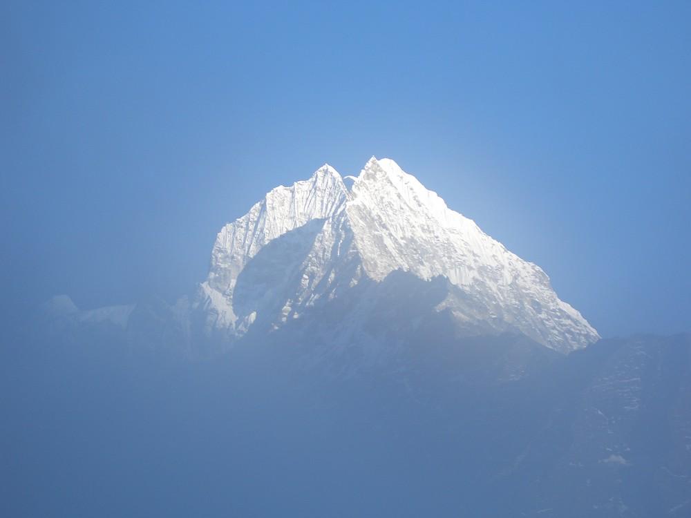 Thamserku, Nepal