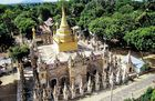 Thanbodday Pagode bei Monywa