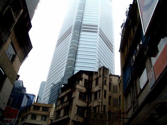 That's Hongkong!
