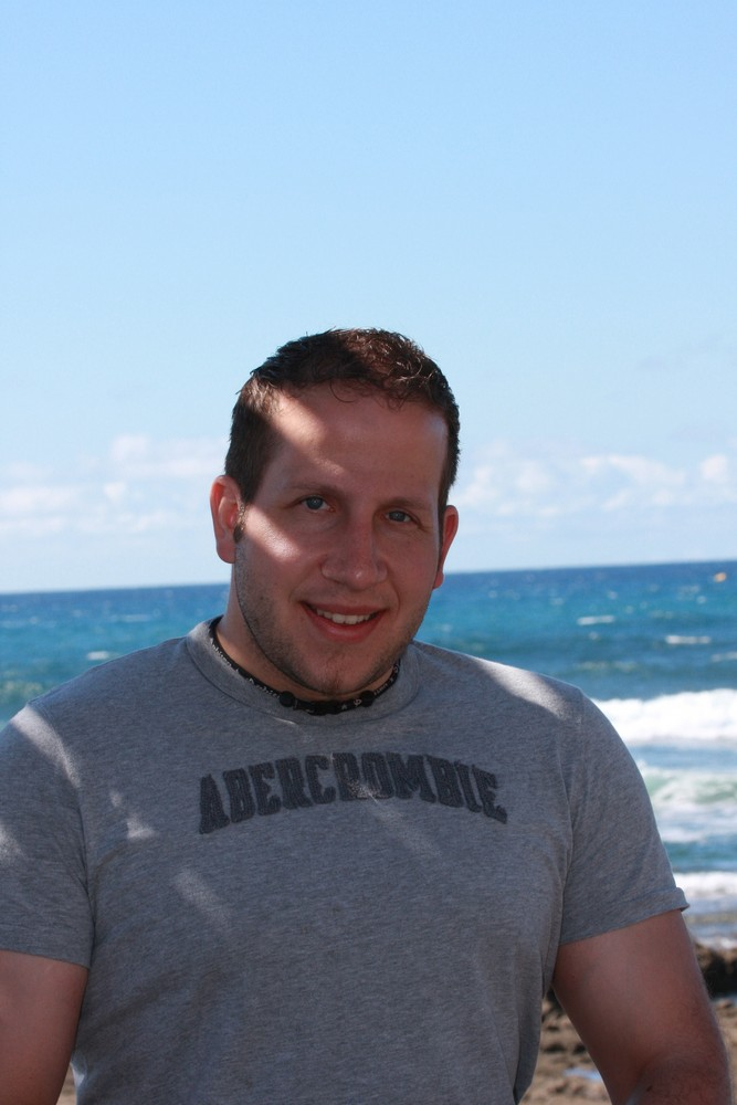 that's me in Teneriffa
