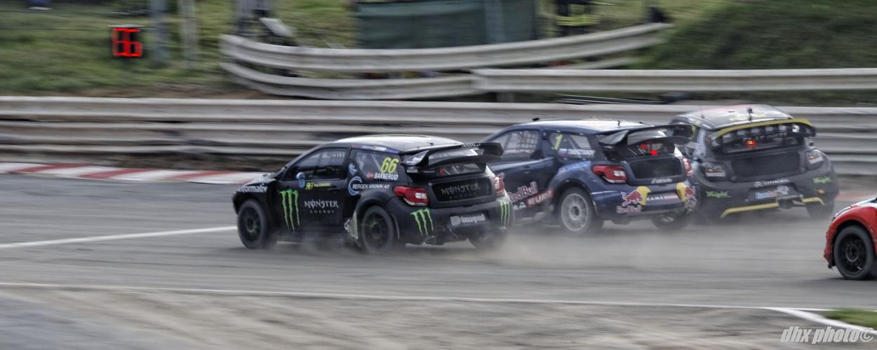 That's Rallycross 2013