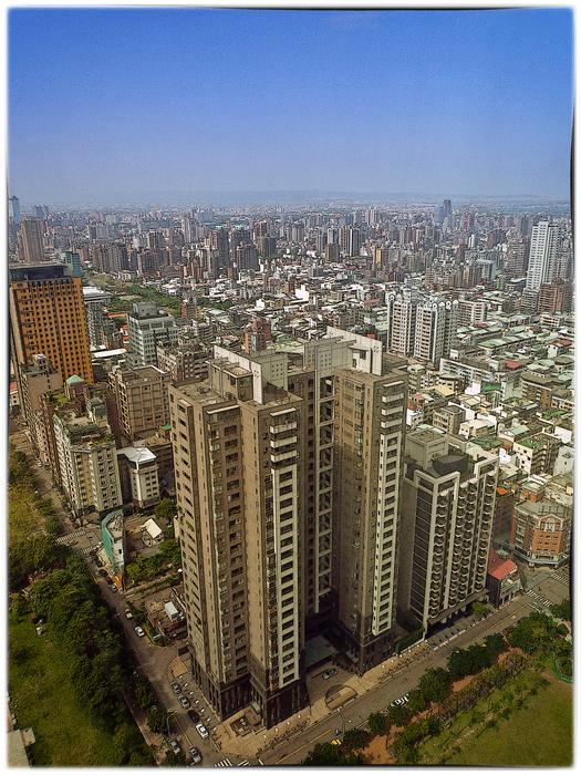 the 40th floor