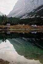 The 7 lakes valey (Triglav, Slovenia)