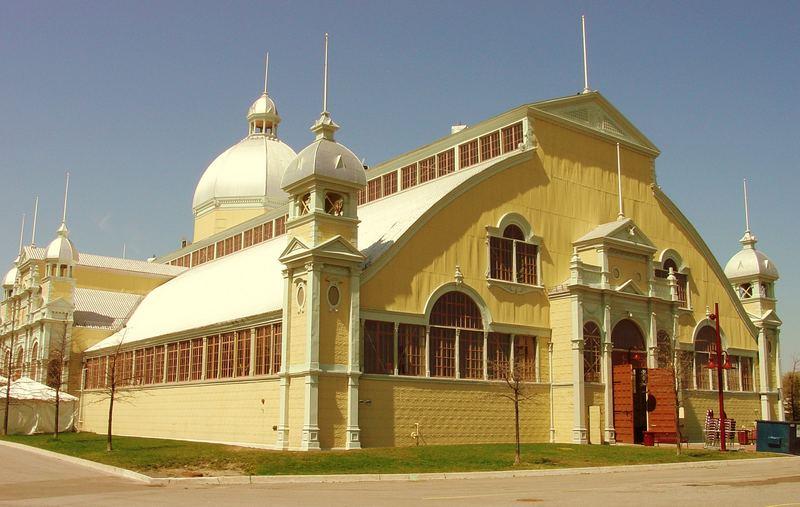 The Aberdeen Pavilion