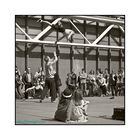 The acrobats • 2