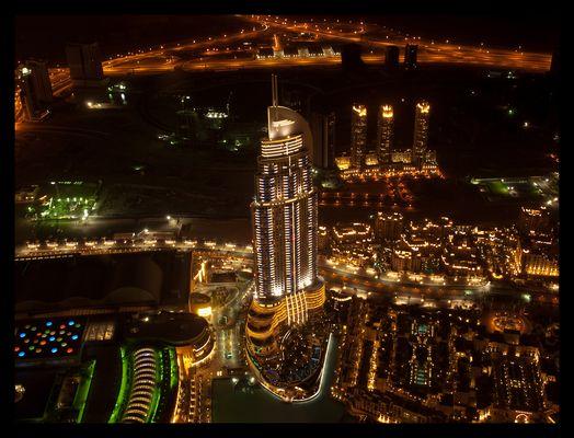 The Address & Dubai Mall