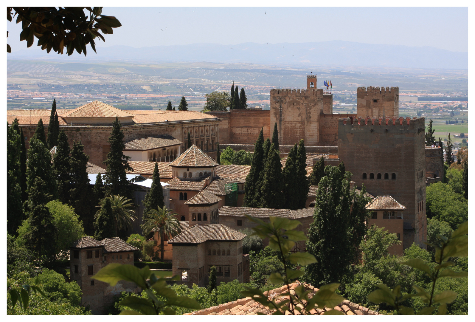 The Alhambra...