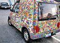 The Alphabet Car von Adele Oliver