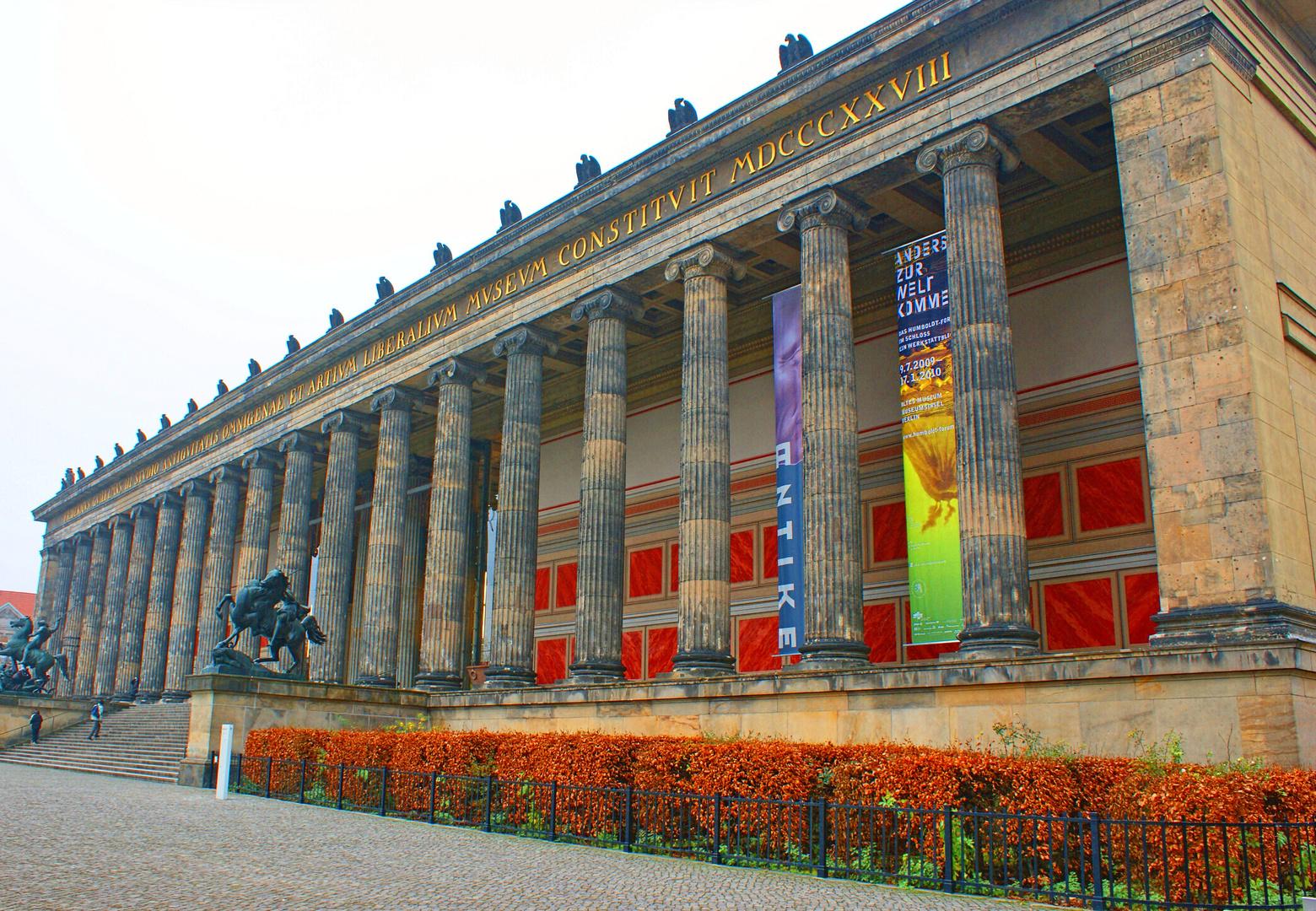The Alte Museum