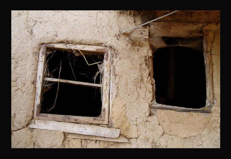 the ancient windows