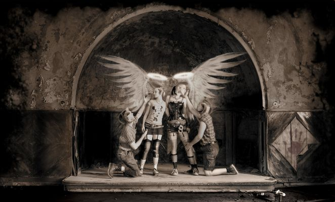 The Angel and the Demons