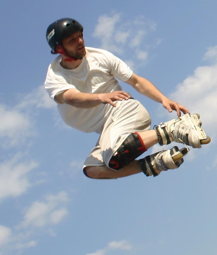 the australien guy at strasbourg 2008