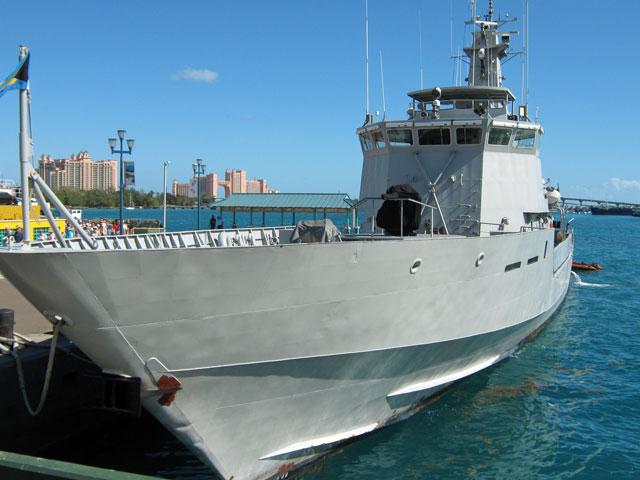 The Bahaman Navy