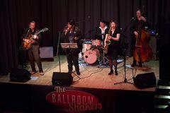 The Ballroom Shakers - Konzert 23.1.2016 (1)
