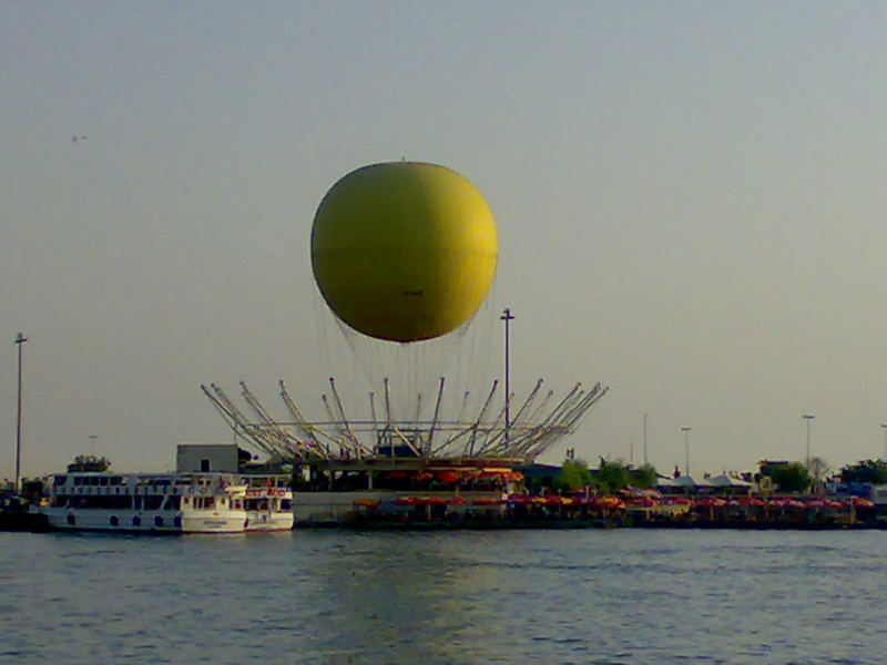 The Baloon in Kadikoy, Istanbul