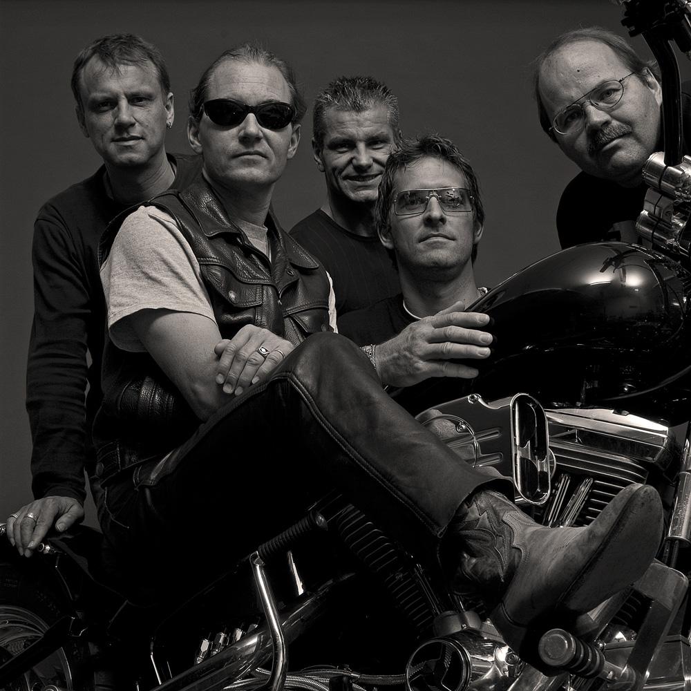 The Band von Christian Hildebrand