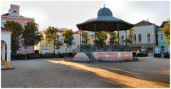 The Bandstand Square in Alhandra city.