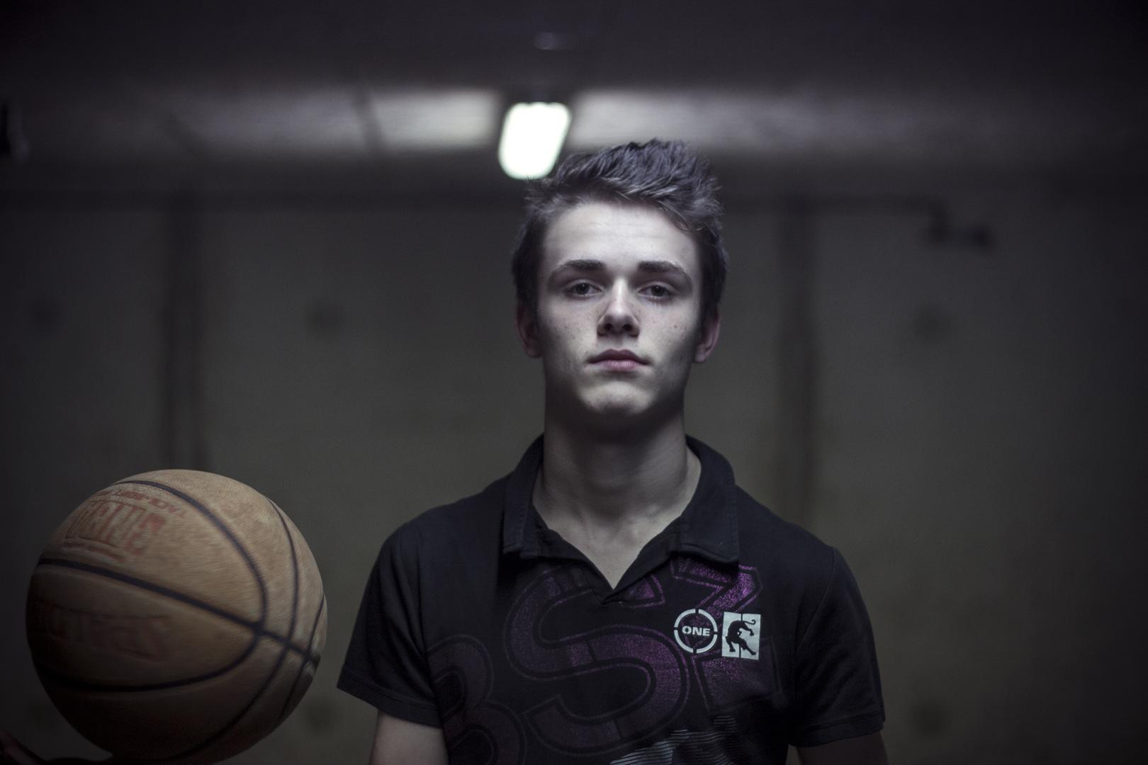 The Basket Man