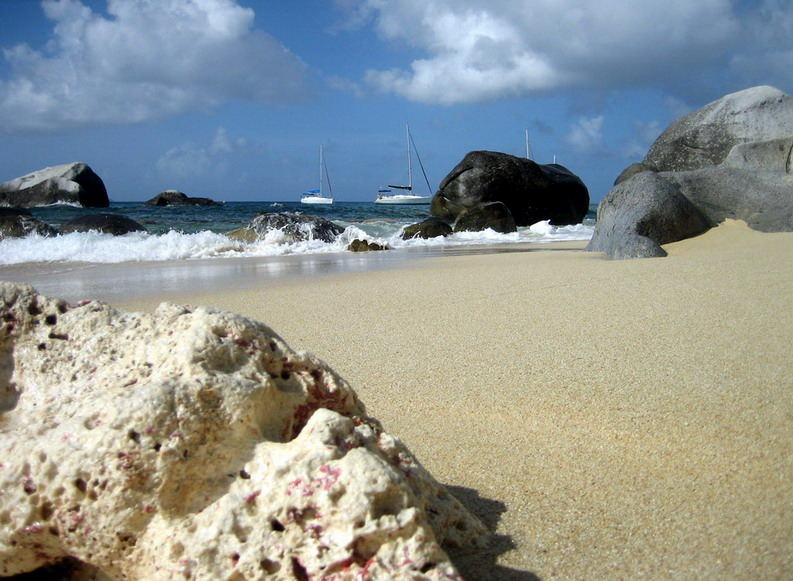 The Baths - British Virgin Islands