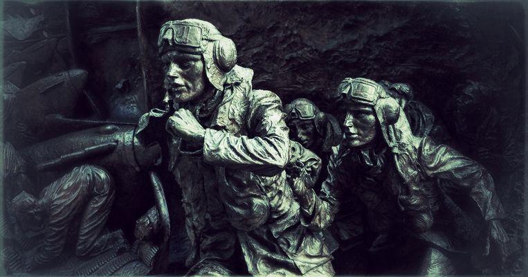 The Battle of Britain Memorial