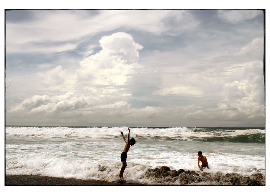 [ . the beach . ]