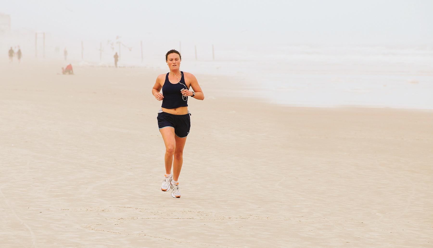 The beachrunner