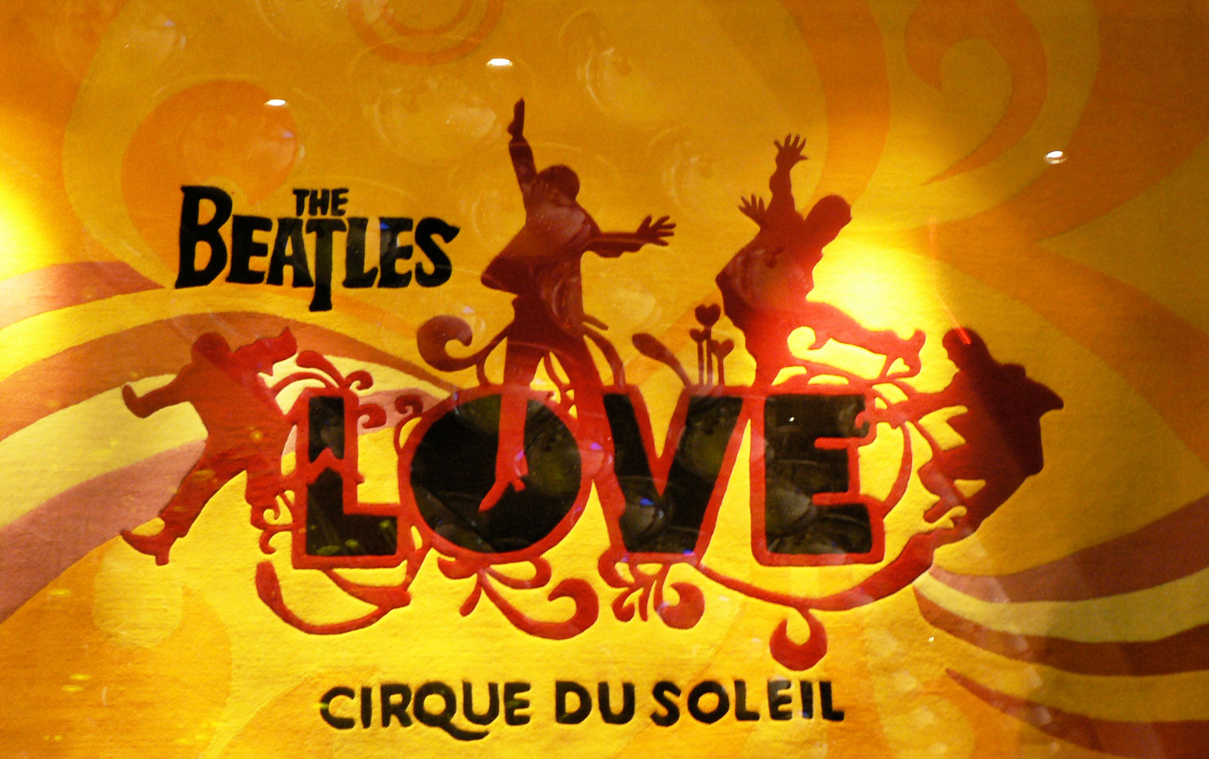 "The Beatles ""Love"" in The Mirage (2)"